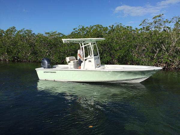 Sportsman Masters 227 Boats For Sale