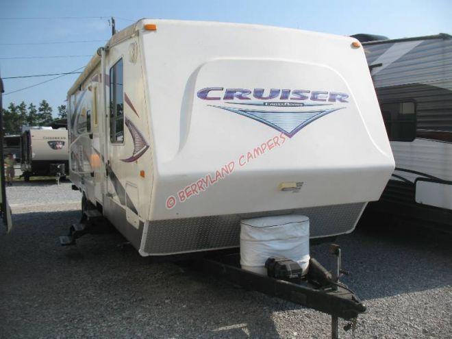 2012 Crossroads Z-1 ZT271BH