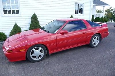 Toyota : Supra Turbo Hatchback 2-Door 1992 toyota supra turbo hatchback 2 door 3.0 l