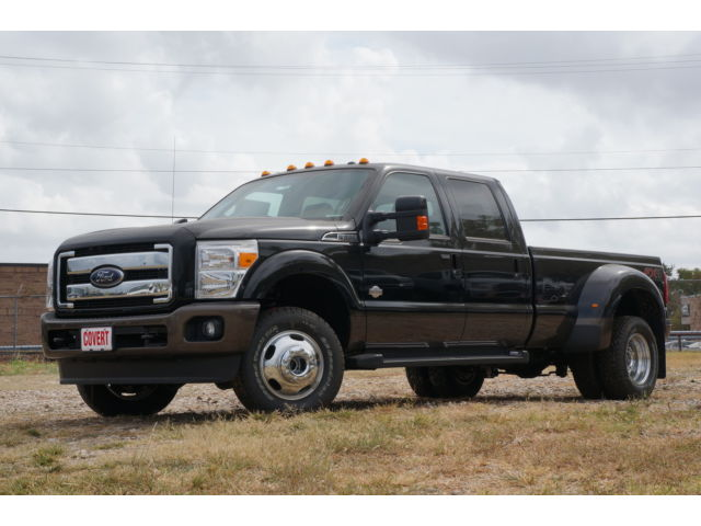 Ford : F-350 King Ranch F350 King Ranch 4X4 Dually Navigation Moonroof Heated & Cooled Seats FX4 Off rd