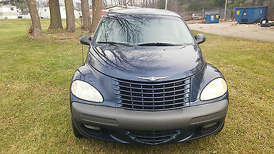Chrysler : PT Cruiser Limited Wagon 4-Door 2001 chrysler pt cruiser limited wagon 4 door 2.4 l