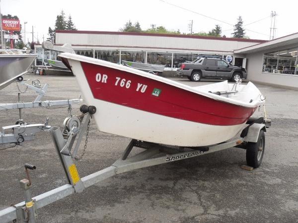1997 Clackacraft 16' Driftboat