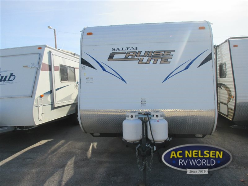 Forest River Wolf Pack 18dfwp Rvs For Sale