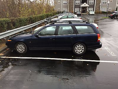 Saturn : L-Series 2001 saturn station wagon lw 200