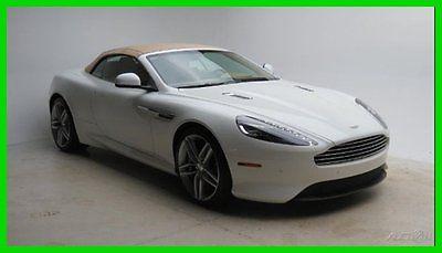 Aston Martin : Other 2DR VOLANTE AUTO Certified 2012 2 dr volante auto used certified 6 l v 12 48 v automatic rwd premium