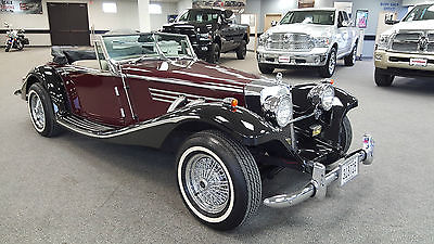 Mercedes-Benz : Other 1936 mercedes benz 500 k marlene factory built replica