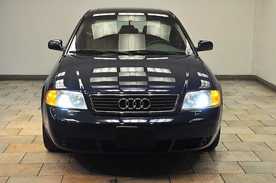 Audi : A6 A6 2.8 1999 audi a 6 2.8 quattro awd low miles 1 owner