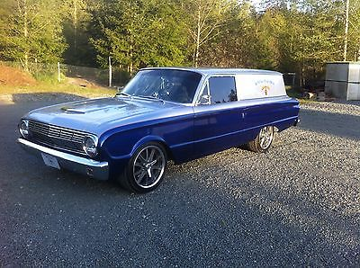 Ford : Falcon Sedan delivery Custom Falcon Sedan Delivery only 113 made