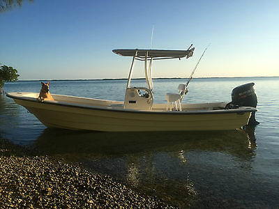 2015 22' Panga with Suzuki 140 HP Fourstroke Outboard