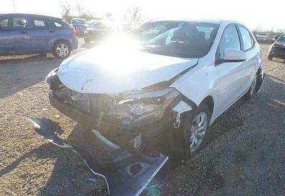 Toyota : Corolla L 2015 l used 1.8 l i 4 16 v manual fwd sedan