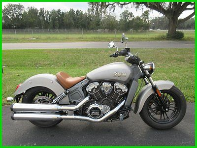Indian : Scout® 2015 indian scout low miles factory warranty super clean nice bike