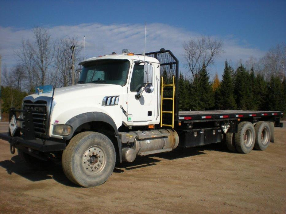 Mack Gu 700 Cars for sale