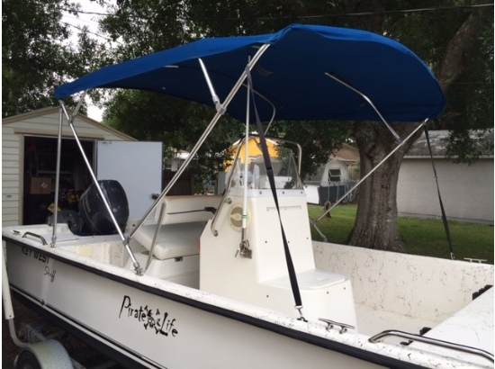 2012 Key West 177SK