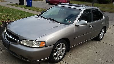Nissan : Altima GXE Rust Free