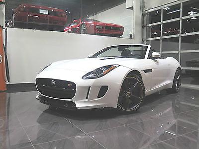 Jaguar : Other S Convertible 2-Door 2014 jaguar f type s convertible 2 door 3.0 l