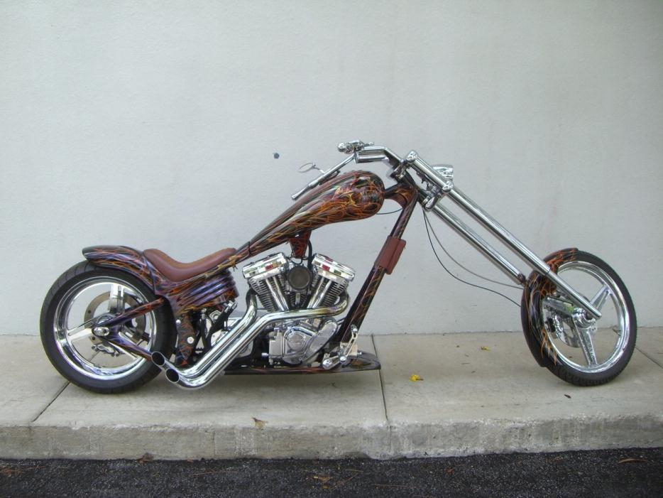 2009 Thunder Mountain Custom 1200