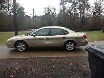 Ford : Taurus SES 2001 ford taurus ses 24 v dohc