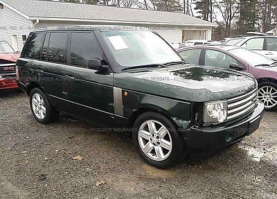 Land Rover : Range Rover HSE 2004 hse used 4.4 l v 8 32 v automatic 4 wd suv premium