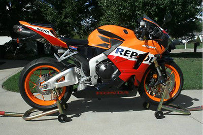 Honda : CBR 2013 honda cbr 600 rr repsol edition no reserve like new