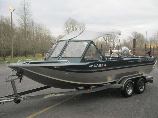 Custom Weld Cobra Boats for sale