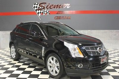 Cadillac : SRX Premium Collection awd, black, black leather,