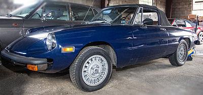 Alfa Romeo : Spider Alfa Romeo 1976 Spider