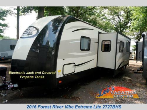 New 2016 Forest River Vibe Extreme Lite 272BHS