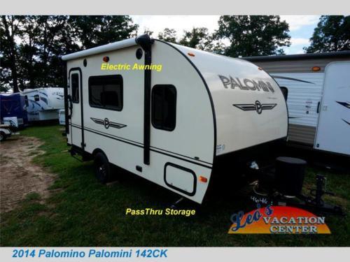 2014 Palomino Palomini 142CK