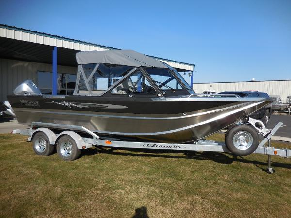 2015 NORTHWEST BOATS 218 Lightning OB