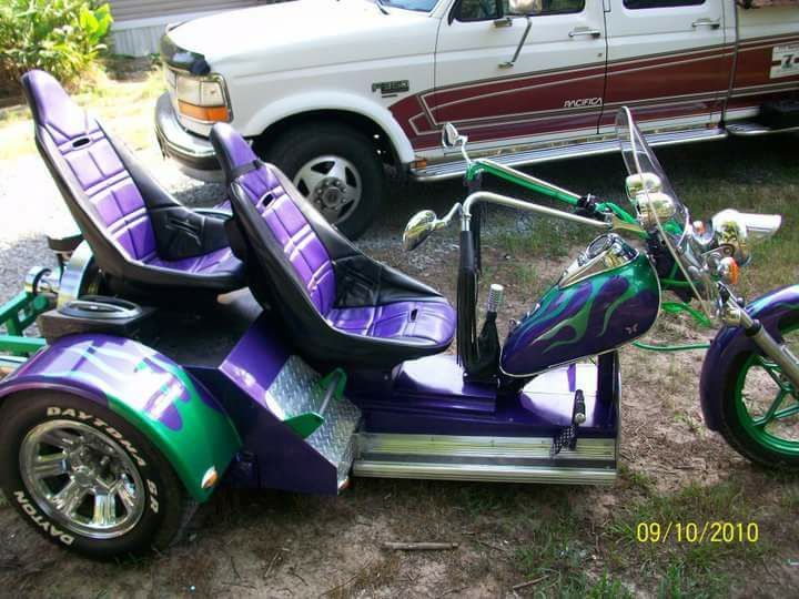 Trike Vw Motorcycles for sale