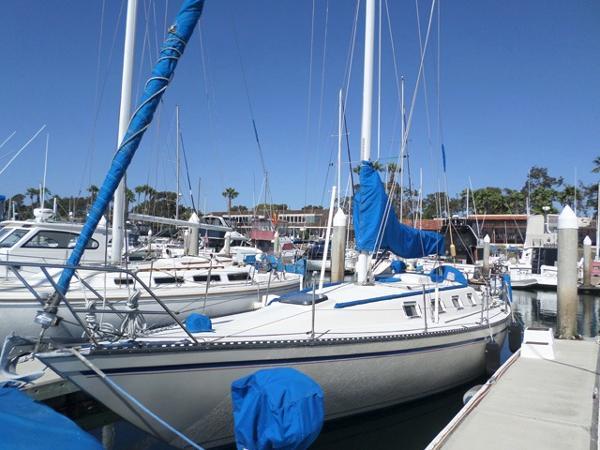 1984 Lancer Yachts Lancer 36