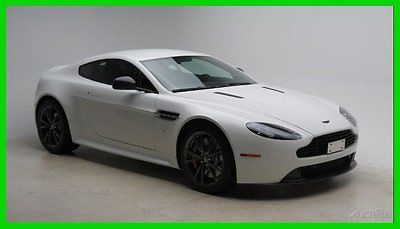 Aston Martin : Vantage V8 GT VANTAGE #ASTONMARTINCHARLOTTE 2015 v 8 new 4.7 l v 8 32 v rwd gt vantage astonmartincharlotte