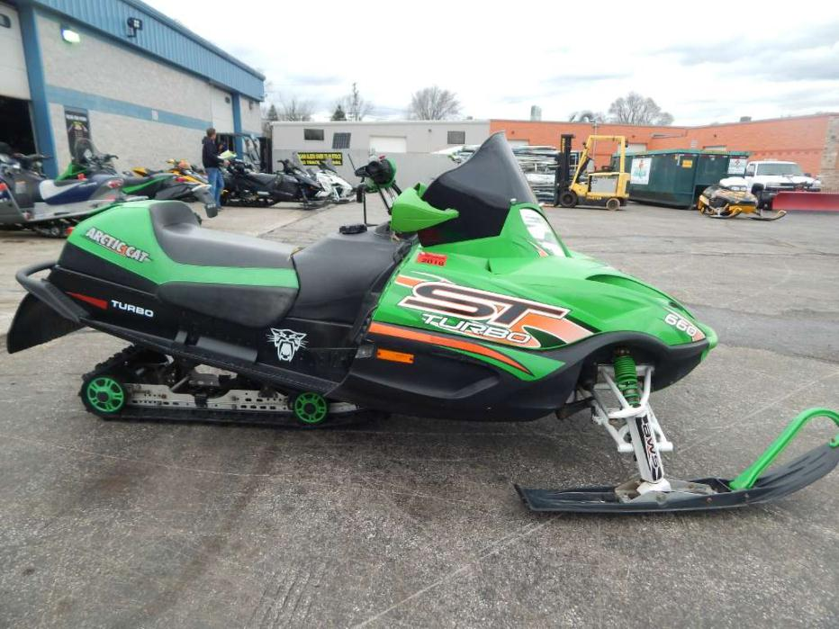 Arctic Cat T660 Turbo St Motorcycles For Sale In Wisconsin
