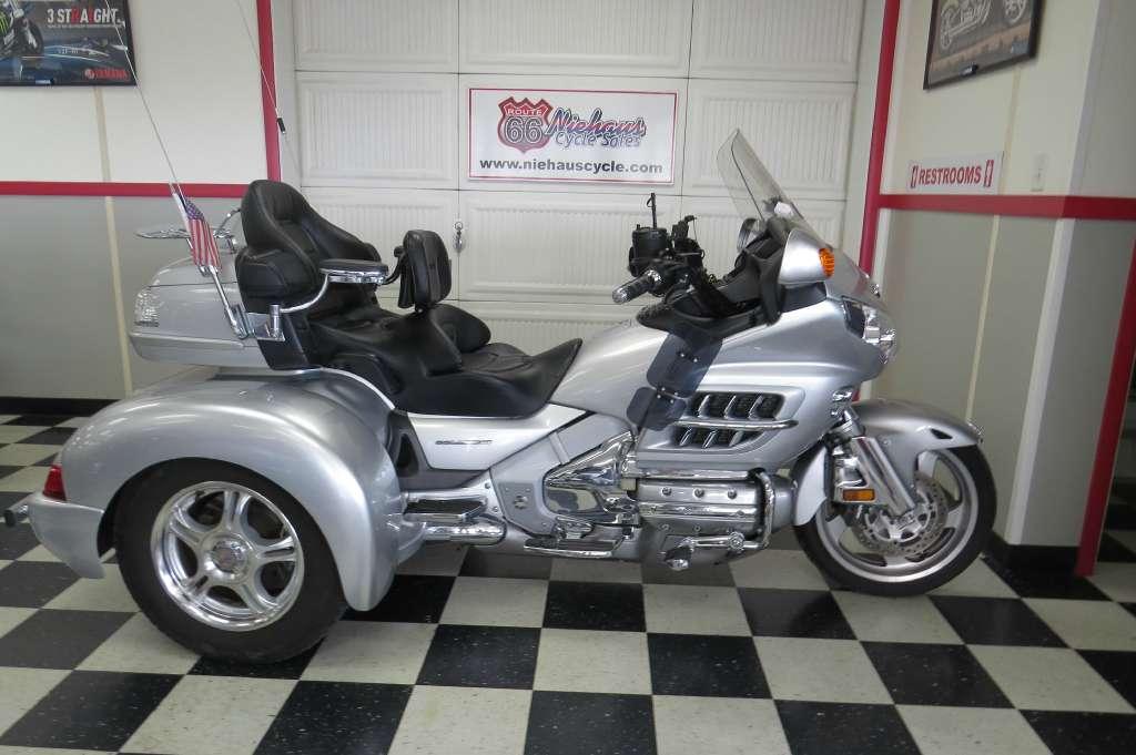 2007 Champion Trikes HONDA GL1800 W/NAVIGATION