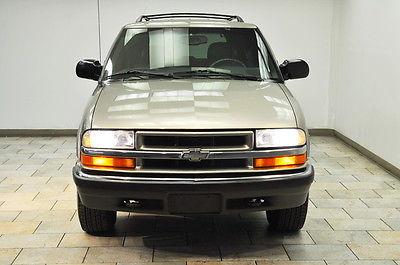 Chevrolet : Blazer LT 2001 chevrolet blazer lt leather low miles