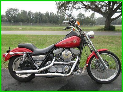 Harley Super Glide Fxr Motorcycles for sale
