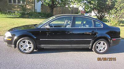 Volkswagen : Passat PASSAT GLS TDI DIESEL 2005 volkswagen passat gls tdi turbo diesel low low miles 110 k near mint