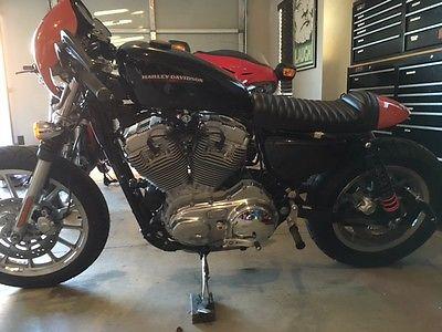 Harley-Davidson : Sportster 2005 sporty cafe racer