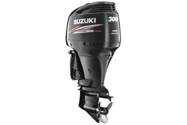 2015 SUZUKI DF300AP 300HP Engine and Engine Accessories