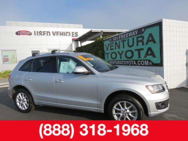 2011 Audi Q5 2.0T Premium Ventura, CA