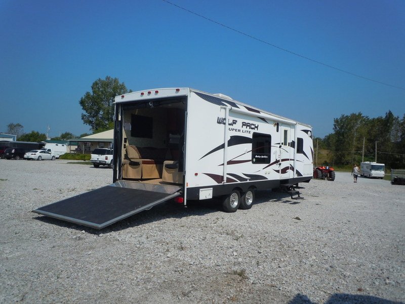 Forest River Cherokee Wolf Pack 27dfwp Rvs For Sale