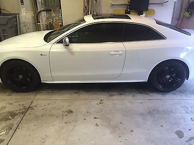 Audi : S5 Prestige 2014 audi s 5 coupe quattro s tronic prestige awd only 11 k miles like new