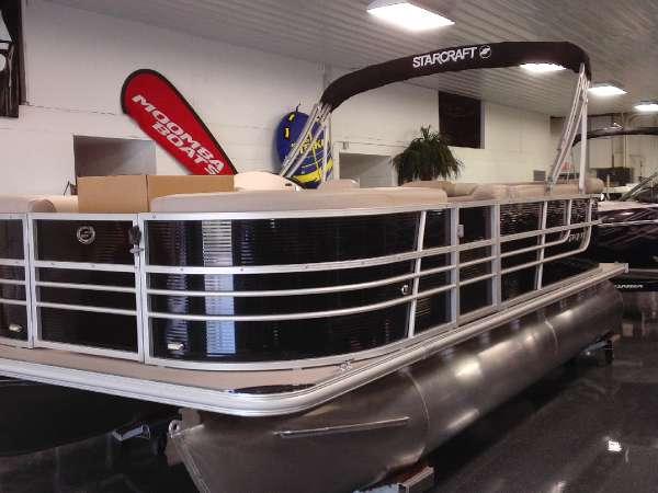 2015 STARCRAFT MARINE Stardeck 206 Cruise