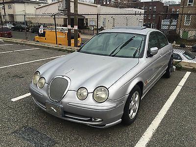 Jaguar : S-Type Base Silver