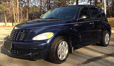 Chrysler : PT Cruiser Base Wagon 4-Door 2005 chrysler pt cruiser base wagon 4 door 2.4 l one owner low miles