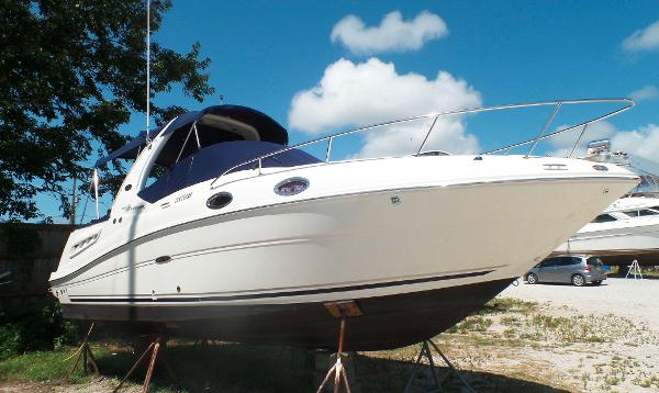 Sea Ray Sundancer 260 Generator Boats for sale