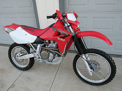 Xr600 Xr650r Pro Factory Racing Billet Aluminum Throttle Tube Red