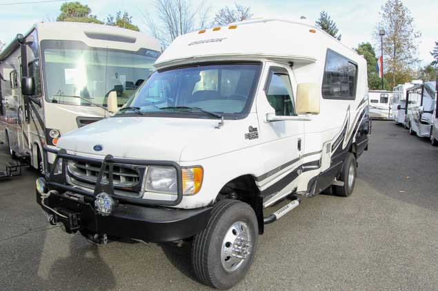 Chinook 4x4 RVs for sale