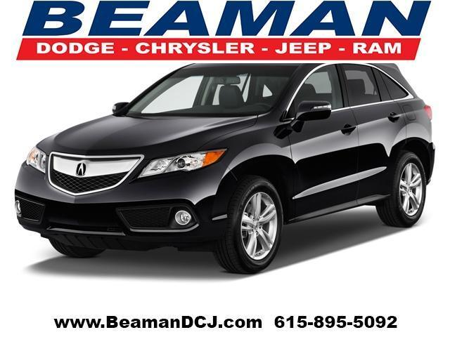 2015 Acura RDX Base 4dr SUV w/Technology Package TECH