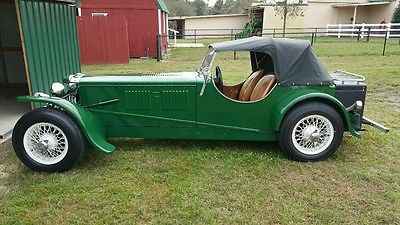 Nash 1934 1980 kit car